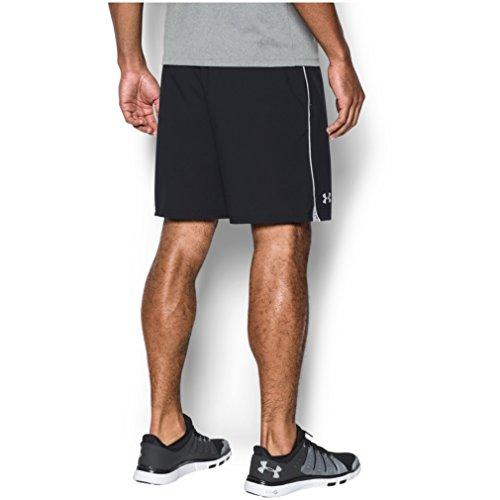 Under Armour UA MIRAGE SHORT 8'' - Pantalón corto para Hombre, color Negro, talla SM