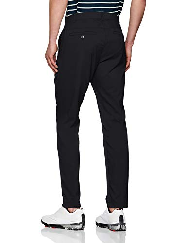 Under Armour UA Showdown Taper Pant Chándal, Pantalones Largos, Hombre, Negro, One Size