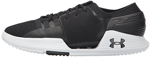 Under Armour UA Speedform Amp 2.0, Zapatillas de Deporte para Hombre, Negro (Black 001), 42.5 EU