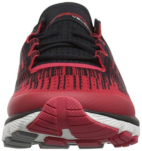 Under Armour UA Speedform Velociti Gr 1298572-600, Zapatillas de Entrenamiento para Hombre, Rojo (Red 1298572/600), 40.5 EU