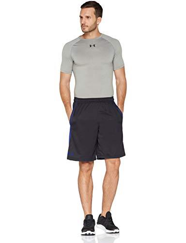 Under Armour UA Tech Mesh Short Pantalón Corto, Hombre, Negro 003, M