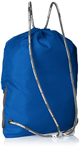 Under Armour UA Undeniable Sackpack Bolsa de Equipaje, Unisex Adulto, Azul (Royal/Graphite 400), Talla única