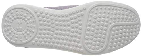 Under Armour UA W Ripple 2.0 NM1, Zapatillas de Running para Mujer, Morado (Purple Haze/White/Purple Haze), 39 EU