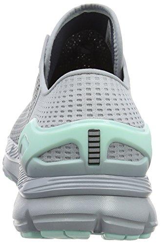 Under Armour UA W Speedform Intake 2, Zapatillas de Running para Mujer, Gris (Overcast Gray), 38.5 EU