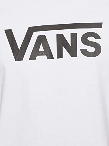 Vans Herren Classic T-Shirt, Weiß (WHITE-BLACK YB2), XL