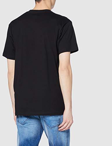 Vans Herren Classic Vggg T-Shirt, Schwarz (BLACK-WHITE Y28), L