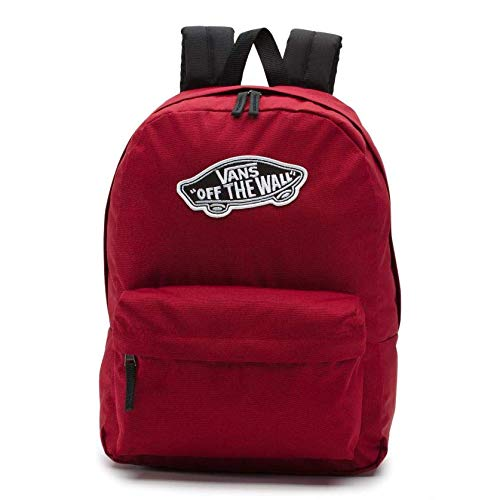 Vans Realm Backpack Mochila Tipo Casual 42 Centimeters 22 Rojo (Biking Red)