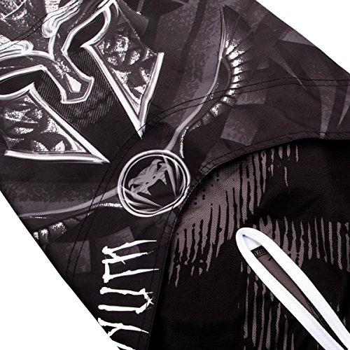 VENUM Gladiator 3.0 Pantalones Cortos de Entrenamiento, Hombre, Negro, M