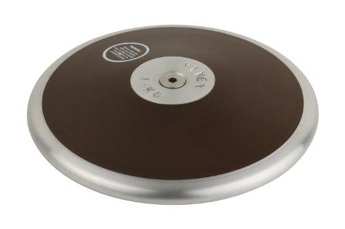 Vinex Disco de competición Super Challenge – 1,00 kg - Lanzamiento de Disco - competición y Entrenamiento