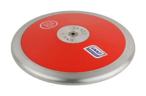 Vinex Disco High Spin 1,50 kg - Lanzamiento de Disco - competición y Entrenamiento
