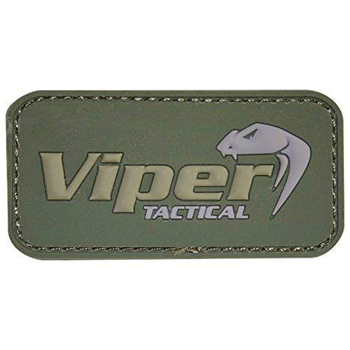 Viper TACTICAL Elite - Chaleco portaplacas táctico con Sistema Molle - Verde
