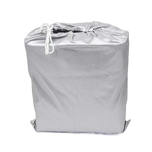 VISLONE Funda de Coche, Funda para Coche Exterior Resistente al Viento, a la Lluvia, a la Nieve, a Los Rayos UV, Cubierta Impermeable de Sedán Tamaño Completo (XL (482 * 178 * 119 cm))