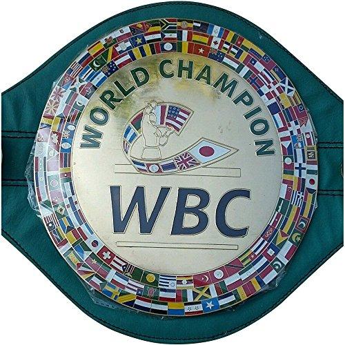 WBC Campeonato Cinturón réplica adultos Premium calidad