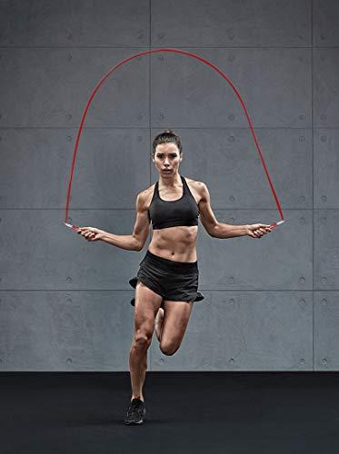 WEGOLIMME Cuerda Saltar Comba para Saltar Crossfit Fitness para Hombre Mujer