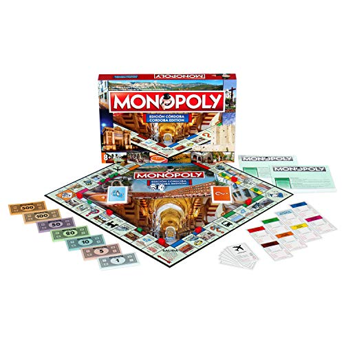 Winning Moves Monopoly Córdoba (10544), multicolor (ELEVEN FORCE