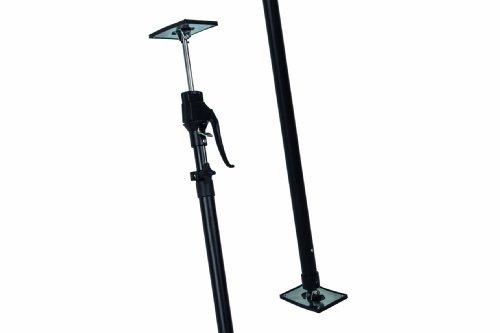 Wolfcraft 624787000 4042000-1 puntal Altura, máx. 290 cm, hasta 30 kg de Carga, 290cm