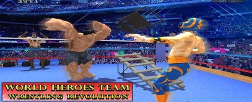 World Heroes Team Wrestling Revolution