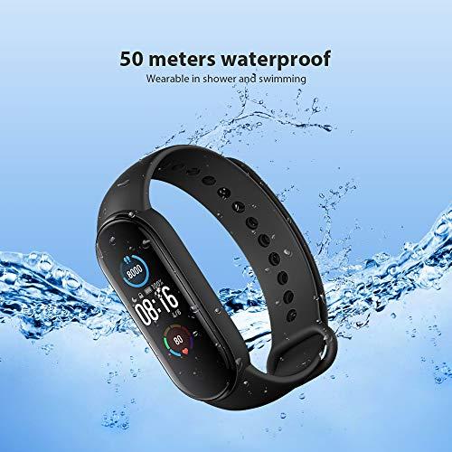 Xiaomi Mi Band 5 - Smart Fitness Bracelet Black