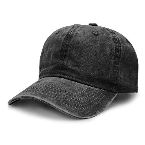 XuFuZengk Truck Baseball Cap Sun Hat Got Salt Unisex Adjustable Retro Cowboy Hat Stylish Baseball Cap
