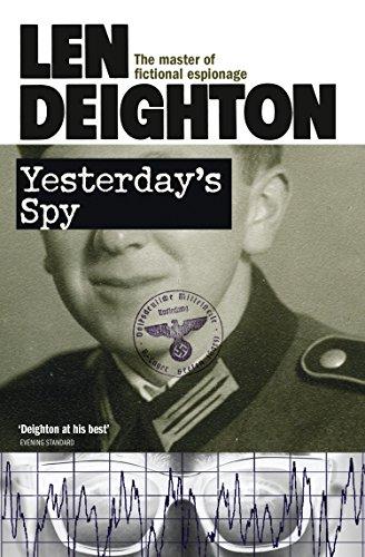 Yesterday's Spy (English Edition)