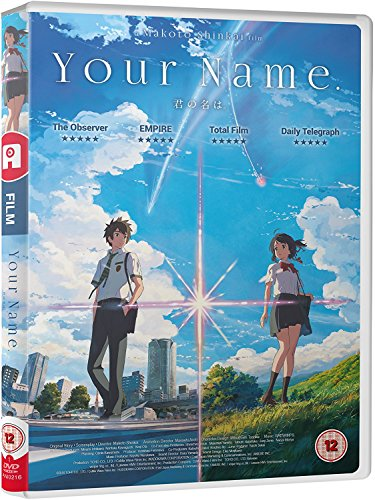 Your Name [DVD] [Reino Unido]