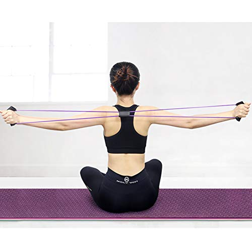ZSWQ Ejercitador de Muslos, Thigh Master,Equipo de Gimnasio en casa Ideal para Perder Peso, Muslo Fino, Yoga, Culturismo, Fitness